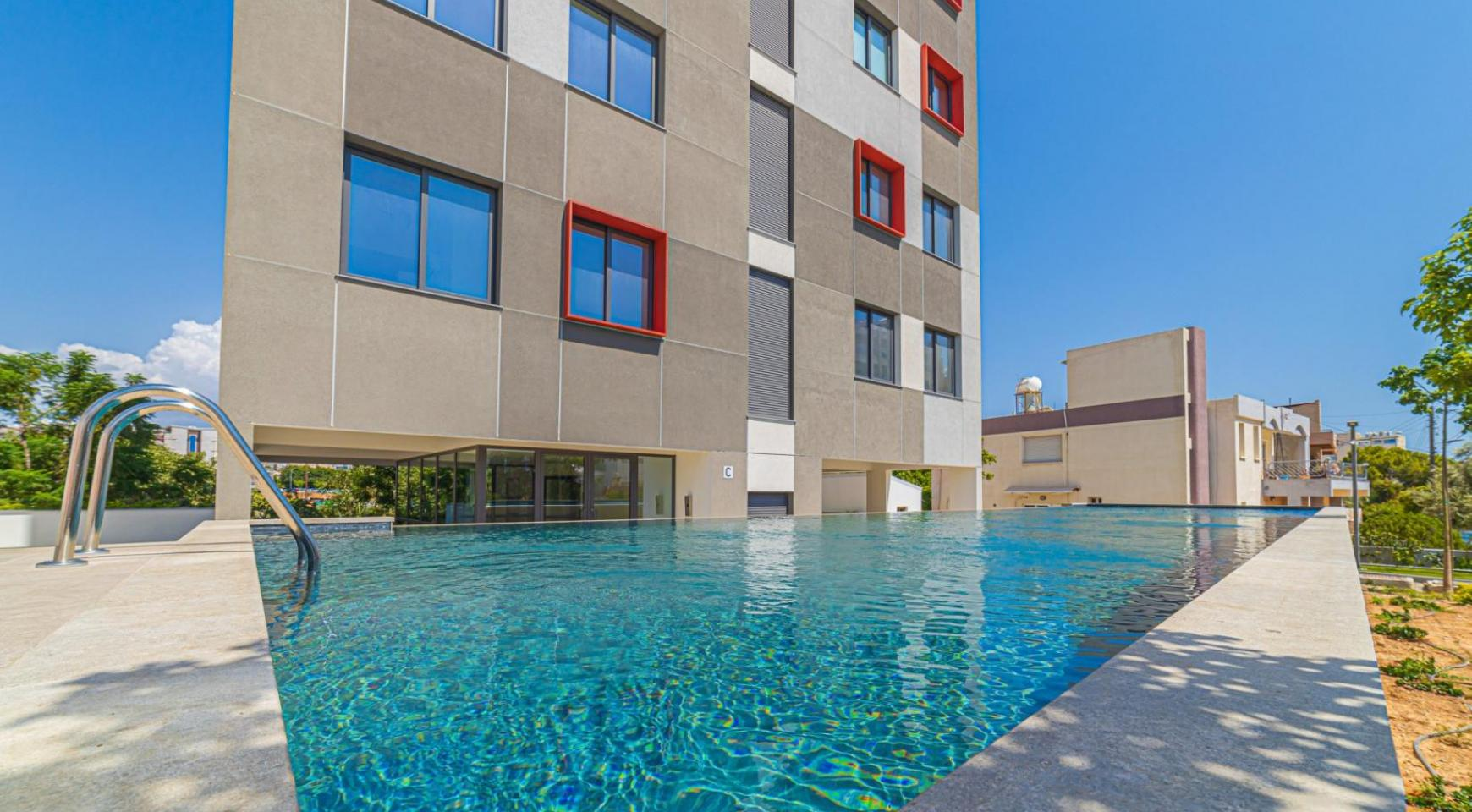 Urban City Residences, B 301. 3 Bedroom Apartment within a New Complex in the City Centre - 10