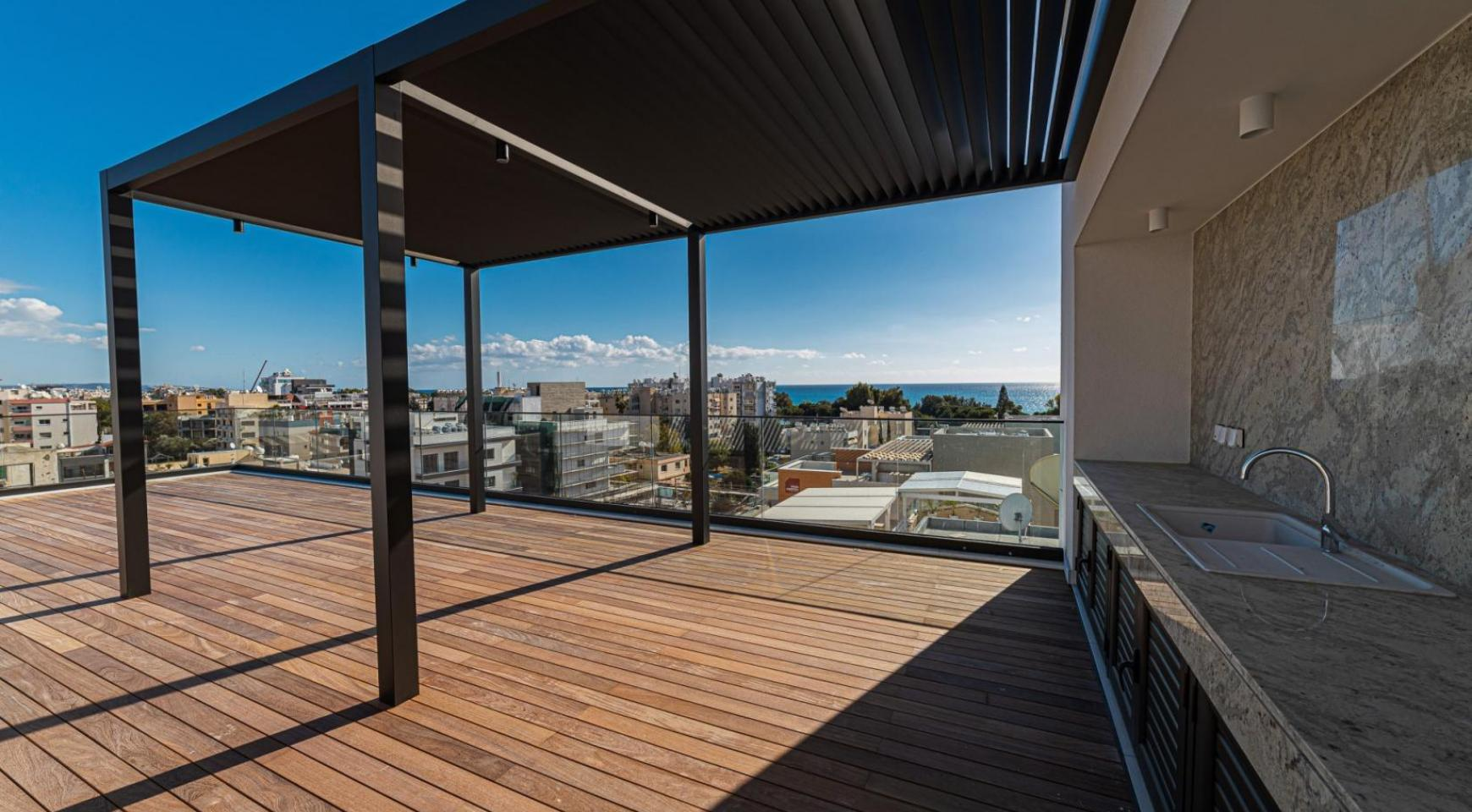 HORTENSIA RESIDENCE, Apt. 101. 2 Bedroom Apartment  in a New Complex near the Sea - 30